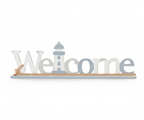 Decoratiune Welcome Lighthouse