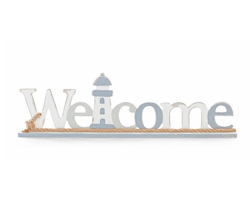 Dekorace Welcome Lighthouse