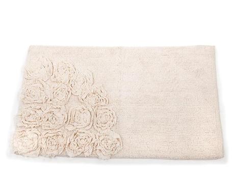 Dywanik łazienkowy Samia Ivory 50x80 cm