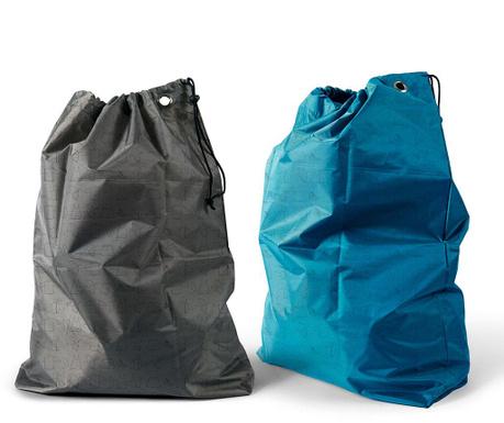 Sada 2 pytlů na prádlo Practico