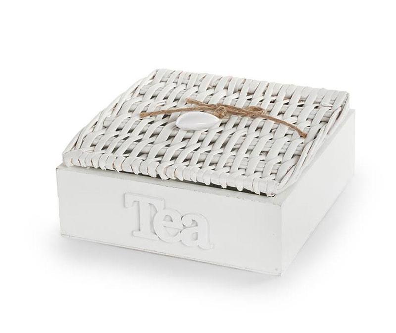 Cutie cu capac pentru ceai Raelyn