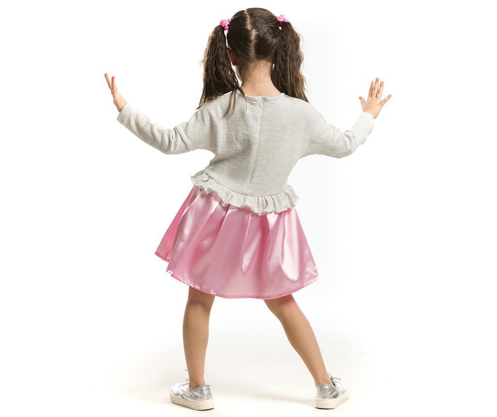 Otroška obleka Silver Butterfly 3 let