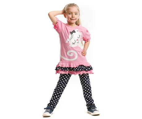 Otroški komplet - tunika in hlače Upside Down 4 let