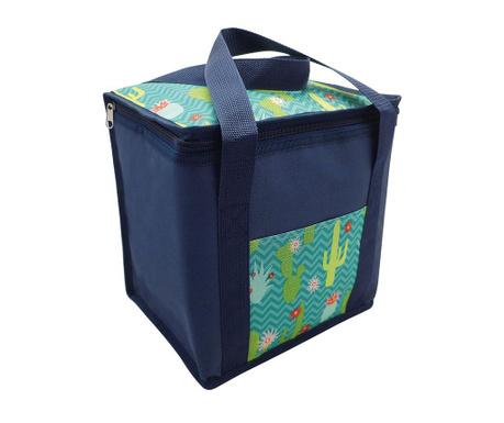Термоизолираща чанта Cactus Stripe 12 L