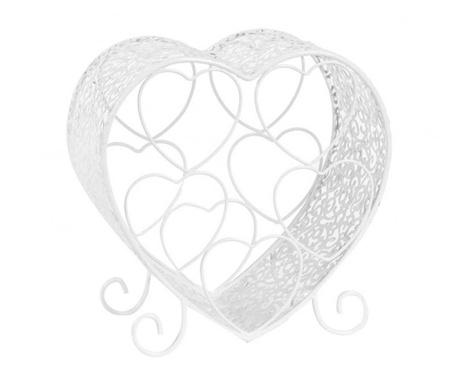 Držiak na fľaše Delicate Heart