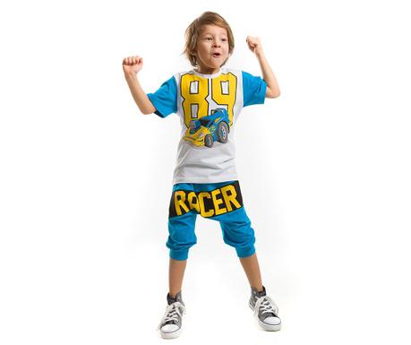 Racer 89 Baggy Gyerek poló és háromnegyedes nadrág