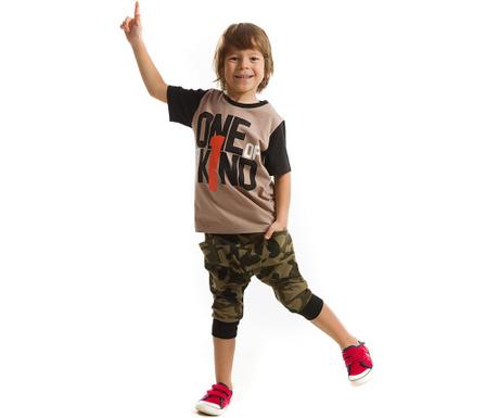 One Kind Baggy Gyerek póló és háromnegyedes nadrág