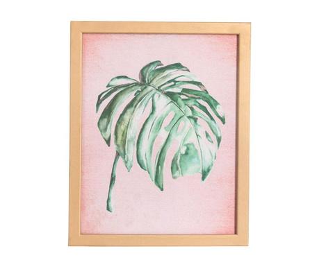 Картина Exotic Leaf 44x55 см