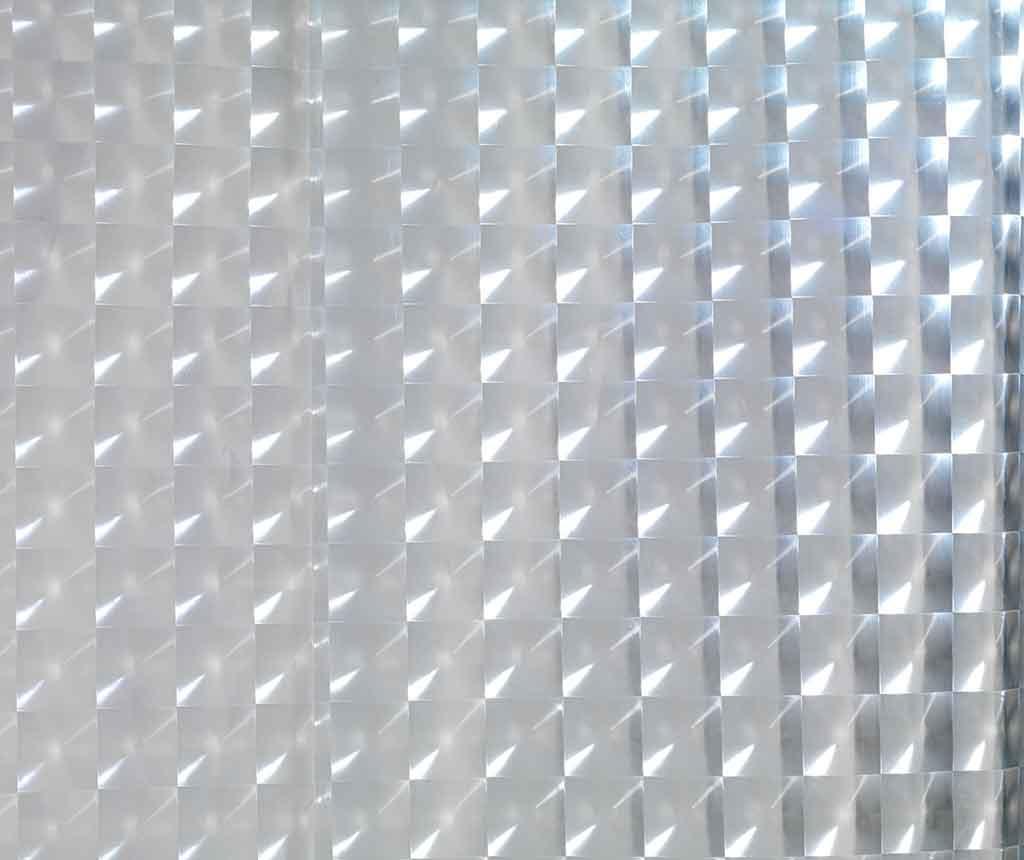 Zavesa za prho 3D Effect 180x200 cm
