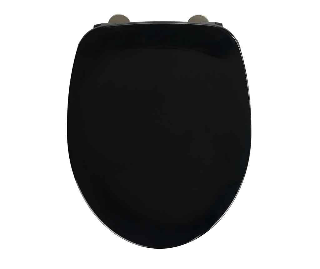 Armonia Black WC-ülőke