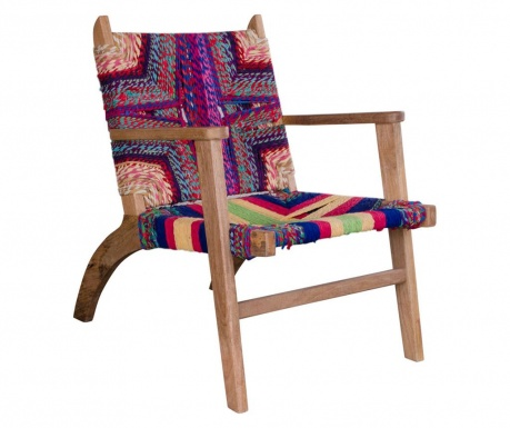 Krzesło Sagar Multicolor