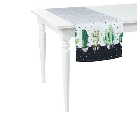 Bieżnik stołowy Nightsky Cactus 40x140 cm