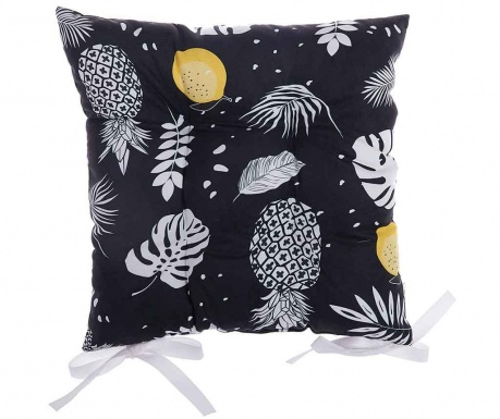 Perna de sezut Night Tropical Fruits 37x37 cm