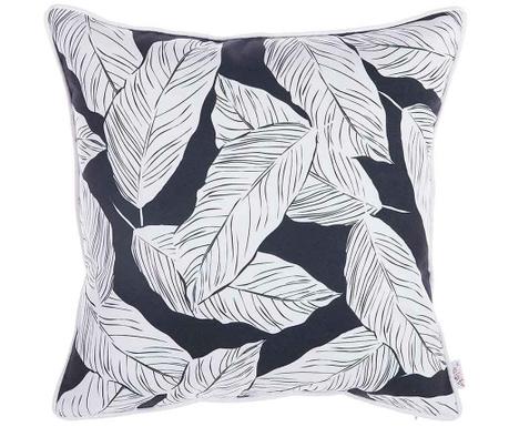 Poszewka na poduszkę Geometric Palm Leaf 43x43 cm