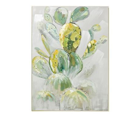 Obraz Cactus Cunin 75x100cm