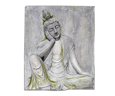 Nástěnná dekorace Buddha