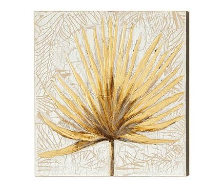Obraz Leaf Finn 60x60 cm