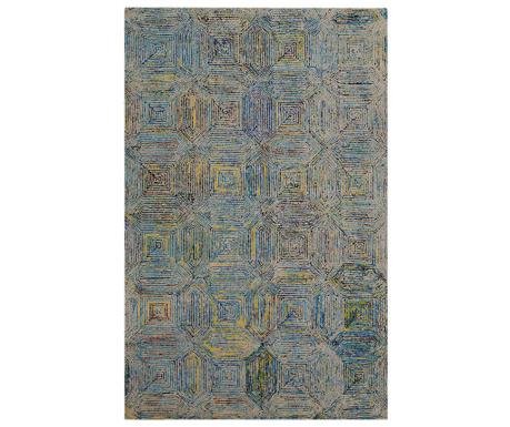 Chocho Blue Szőnyeg 122x183 cm