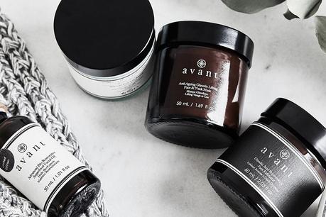 Kosmetické výrobky Avant