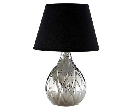 Stolna svjetiljka Hannah Silver Black