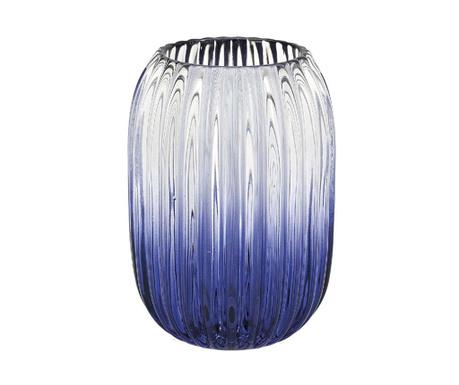 Držač za svijeću Modern Tall Blue
