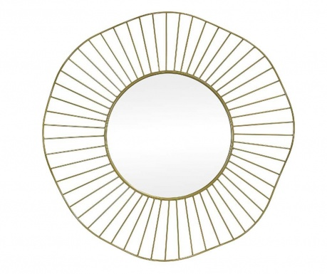 Zrcalo Waves Golden