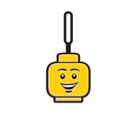 Oznaka za prtljago Lego Boy Face
