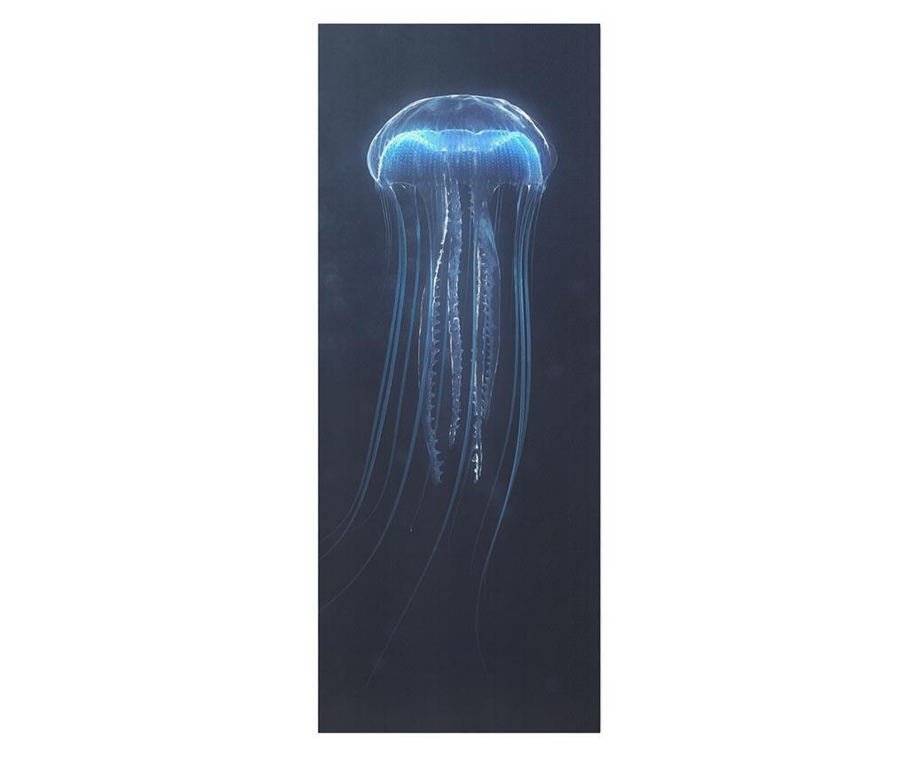 Jellyfish Jóga matrac 65x185 cm