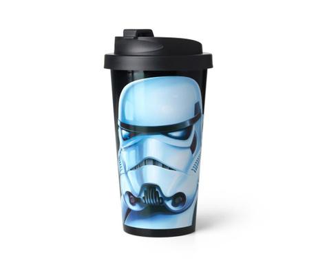 Potovalna termo skodelica Star Wars Stormtrooper 500 ml