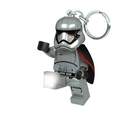 Obesek za ključe z lučko Star Wars Captain Phasma Key