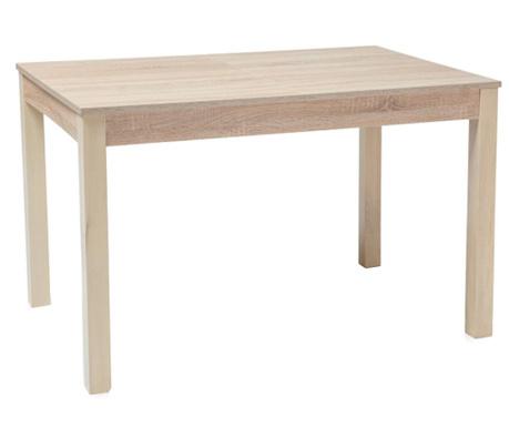 Marcin Oak Somona Kihúzható asztal