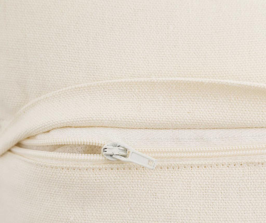 Dekorační polštář Boreano Cream 45x45 cm