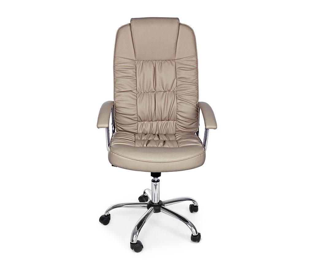 Kancelárska stolička Dehli Taupe
