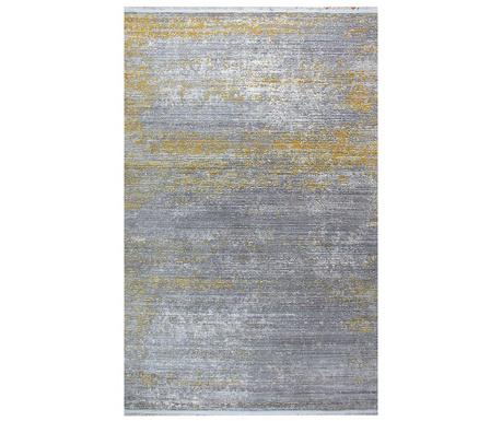 Dust Grey Yellow Szőnyeg