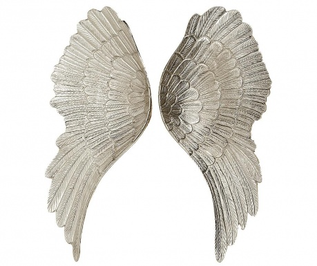 Set 2 decoratiuni de perete Wings