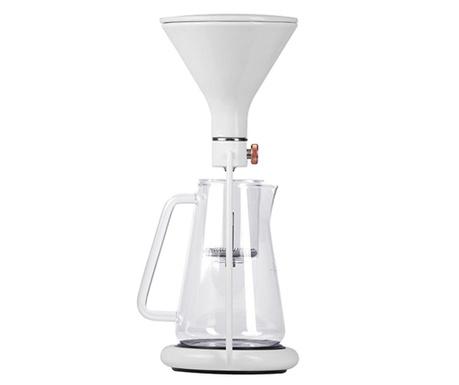 Ekspres do kawy z Bluetooth Gina Smart White 750 ml