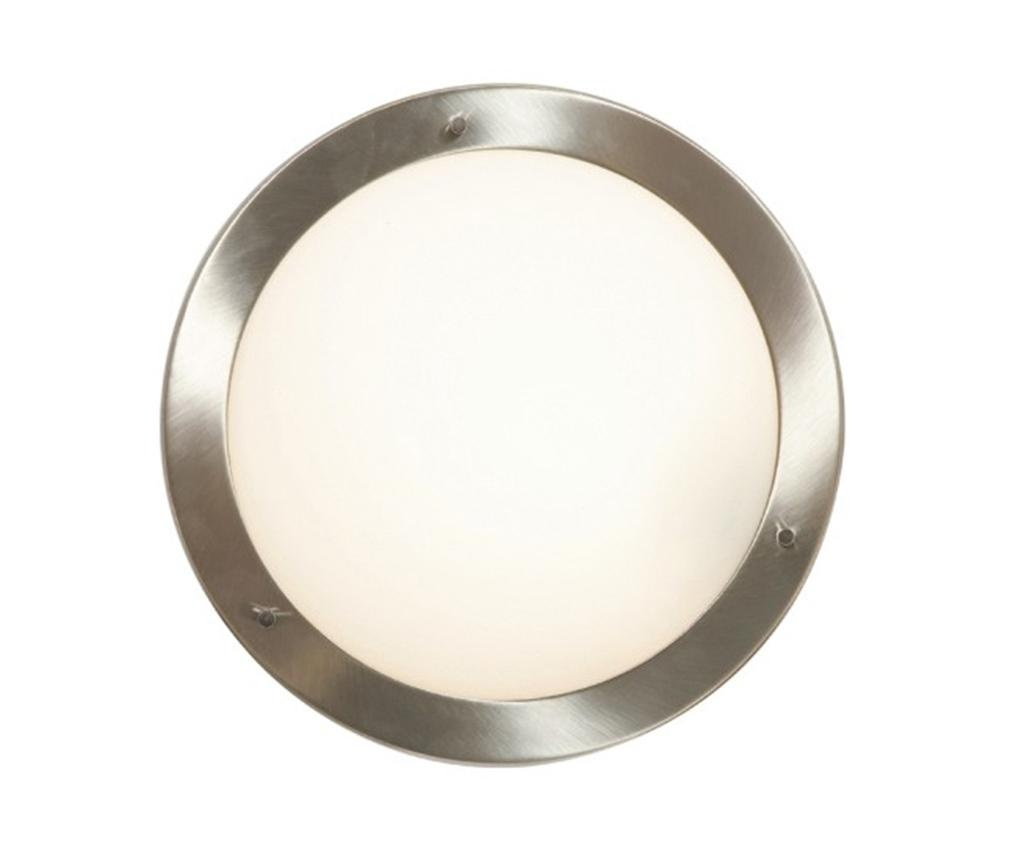 Plafoniera Silver Ring M