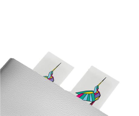 Sada 100 značek na stránky Hummingbird