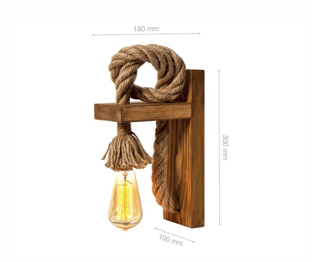 Zidna svjetiljka Natural