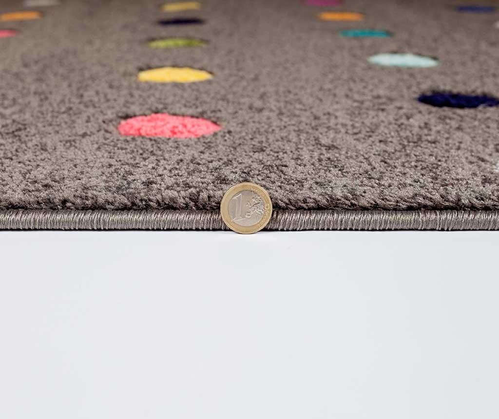 Tepih Dotty Multicolor 120x160 cm