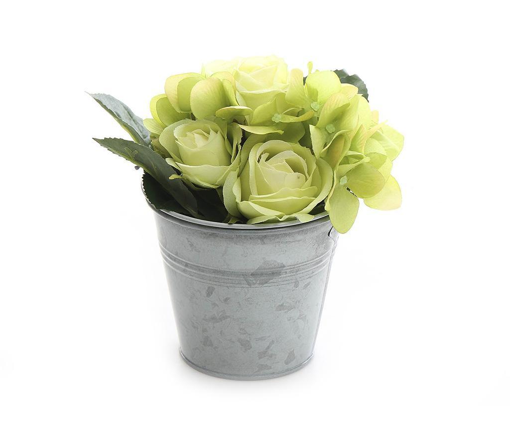 Umetna lončnica Roses Malis