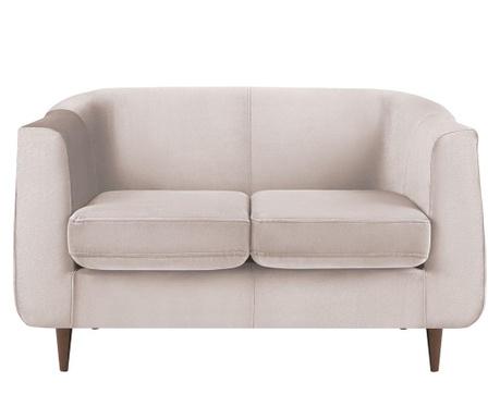 Canapea 2 locuri Glam Dove