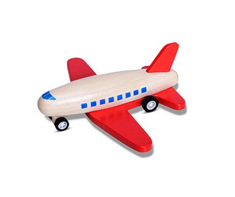 Jucarie Race Plane Red