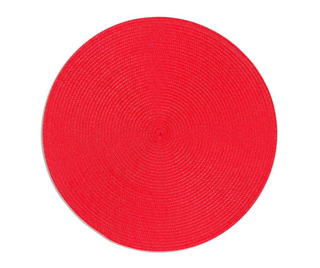 Nina Red Tányéralátét 36 cm