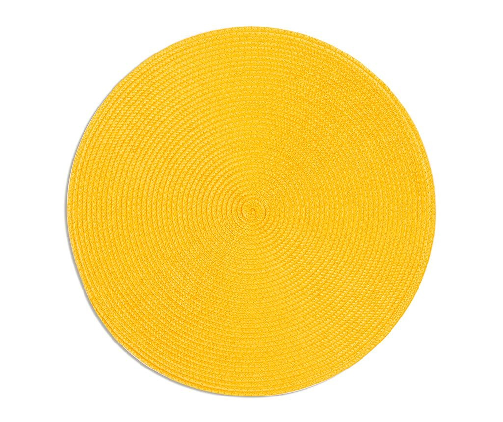 Podmetač Nina Yellow 36 cm