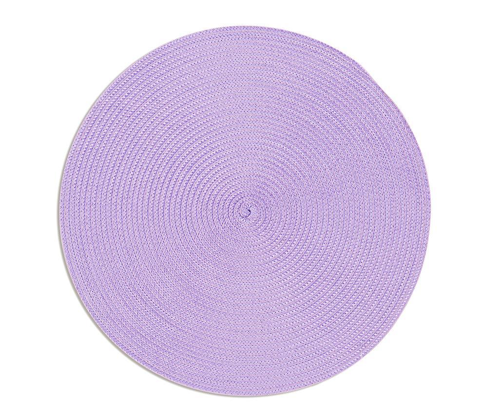 Nina Lilac Tányéralátét 36 cm