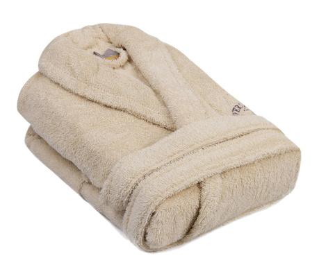 Халат за баня унисекс Austen Cream