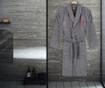 Austen Grey Unisex fürdőköpeny XS/S