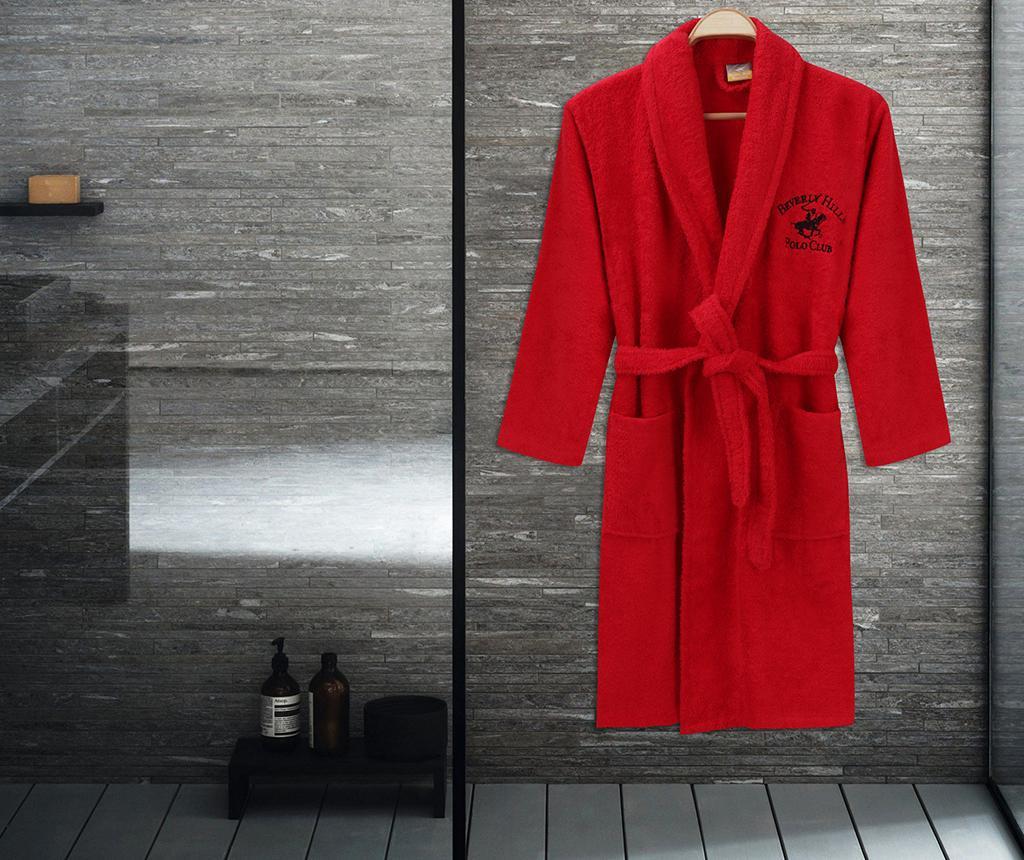 Kupaonski ogrtač unisex Austen Red XS/S