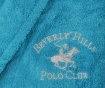 Halat de baie unisex Austen Turquoise XS/S